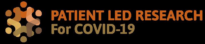 Patient Led Research Logo